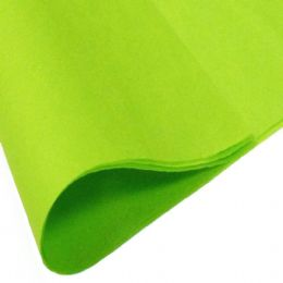 Lime Green Acid Free Tissue Paper 20x30""